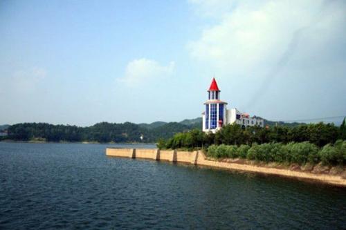 新洲道观河风景旅游区