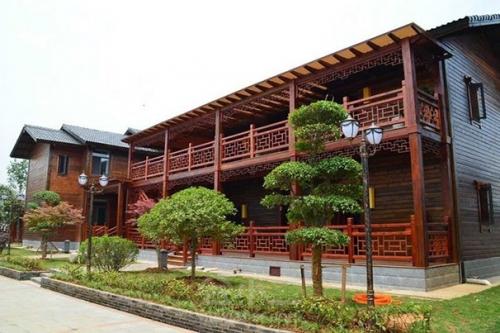 江夏中州府生态酒店